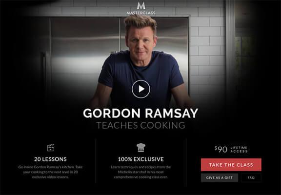 05 Gordon Ramsay Masterclass