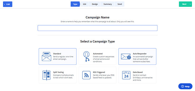 07 Create a campaign