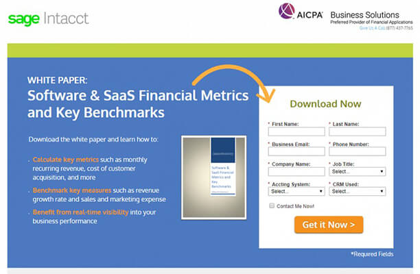 26 Sage Intacct directional cue example