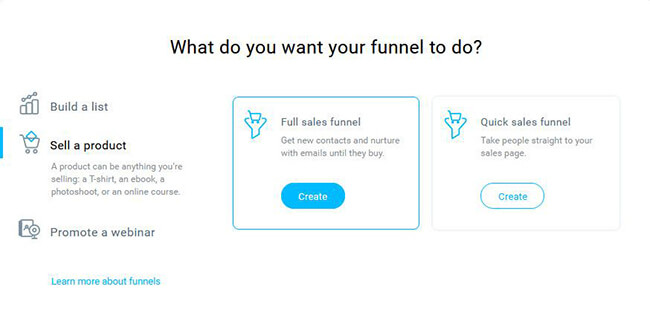 28 Goal of your funnel