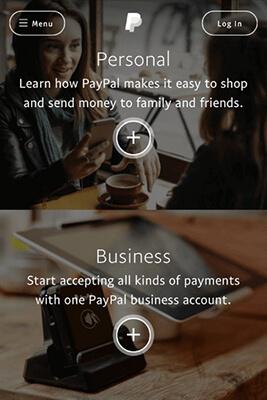 38 PayPal mobile friendly CTA design