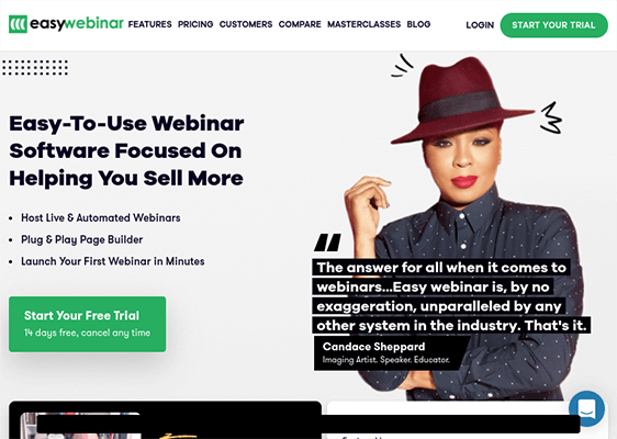 EasyWebinar - Webinar Software