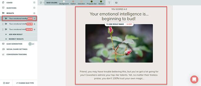 improve emotional intelligence quiz