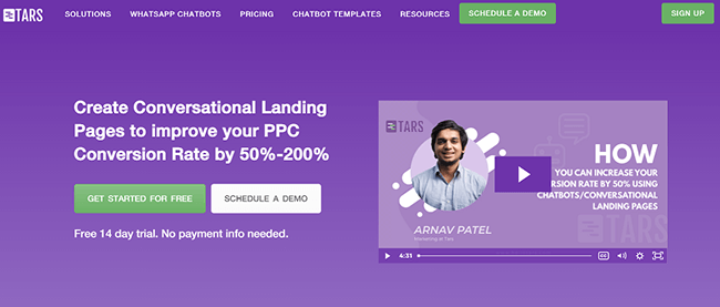 Tars Homepage
