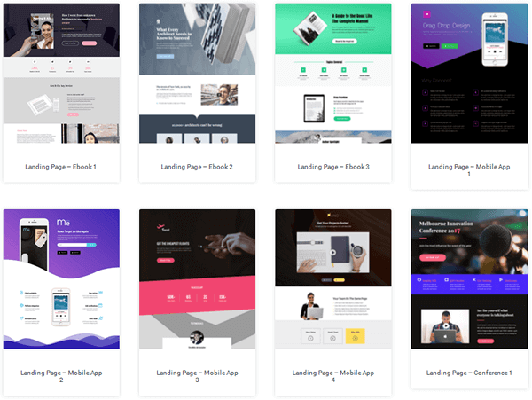 elementor pro templates best landing page tools for wordpress
