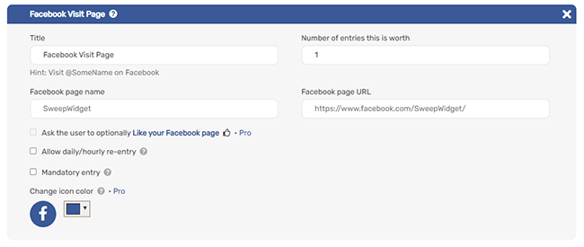 05 Facebook visit page