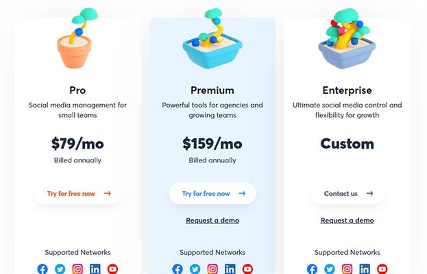 11 Agorapulse pricing