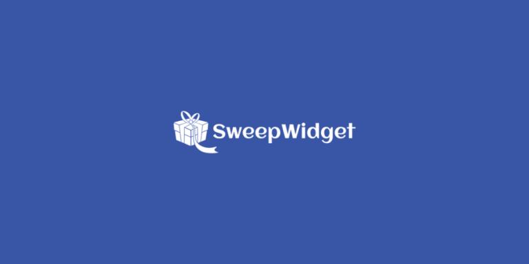 SweepWidget Review: The Best Social Contest App?