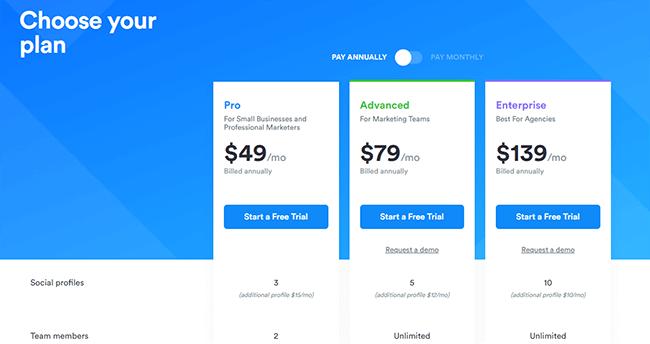 22 Iconosquare pricing